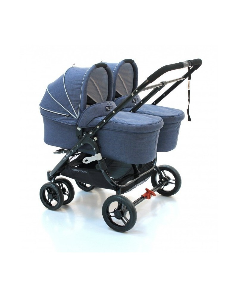 CARRO GEMELAR SNAP DUO ORIGINAL VALCO BABY